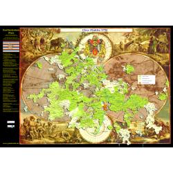 Karte der Kurpfalz 1792